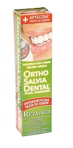 Ortho Salvia Dental Retainer Time 75 ml